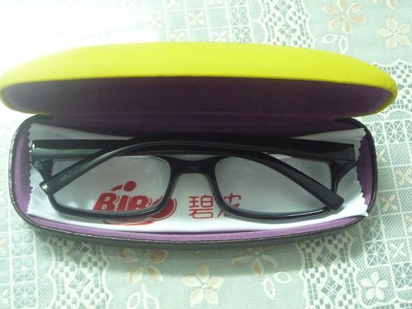 成功配制(高度远视眼镜)(光度:+1200度)